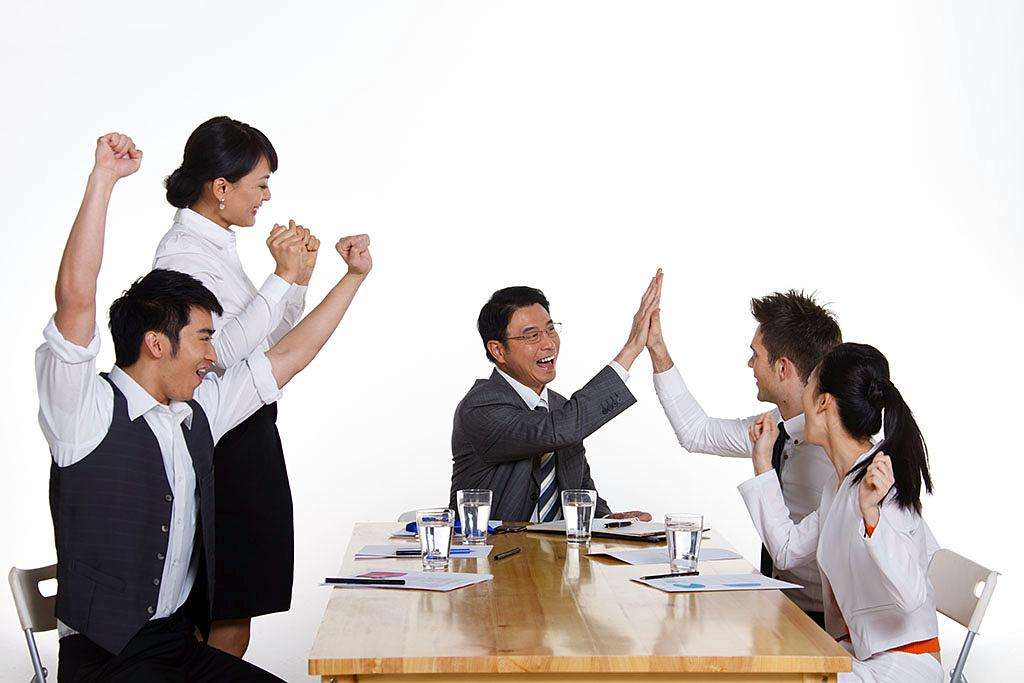 员工吃的好才能有心情全心全意去工作!