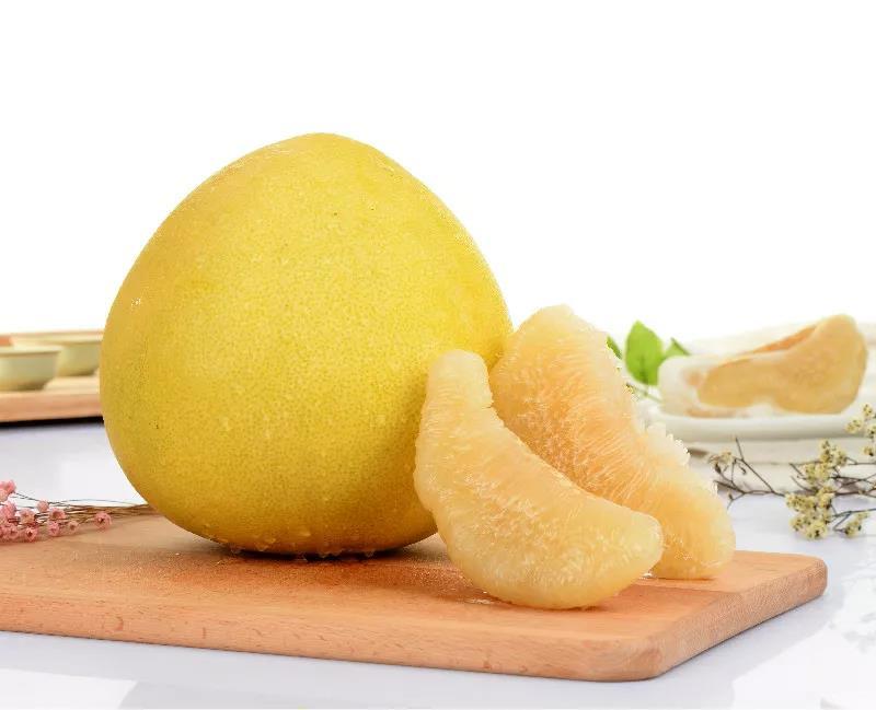 柚子皮千万别扔,教你简单的做法,不但好吃还下火!