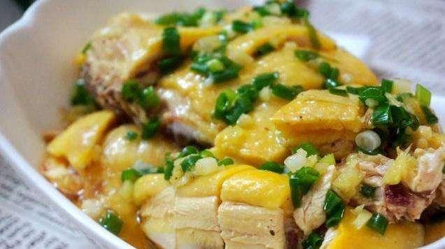 香脆汁水多的蔥油雞,好吃的讓人放不下筷子