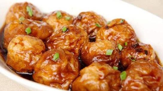 油面筋塞肉:一道簡單又美味的宴客菜,一上桌就被搶光