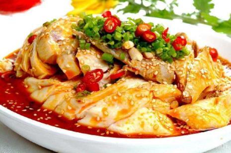 超级简单易学的美味快手下酒菜:香辣口水鸡