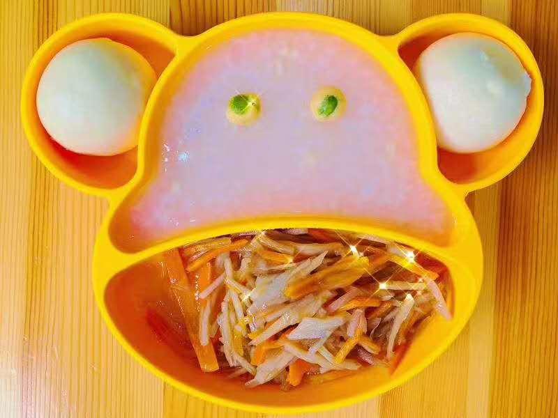 开学季   六和义宝宝营养餐鉴赏,专为1~3岁学龄前幼儿定制